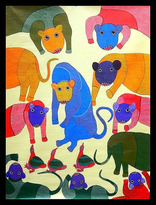 Db 81 Painting