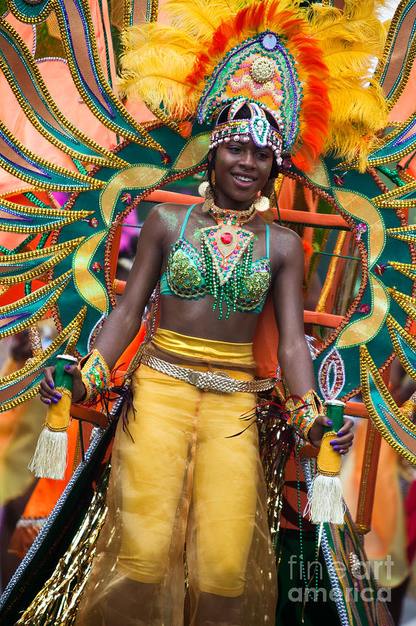 Dc Caribbean Carnival No 16 Photograph