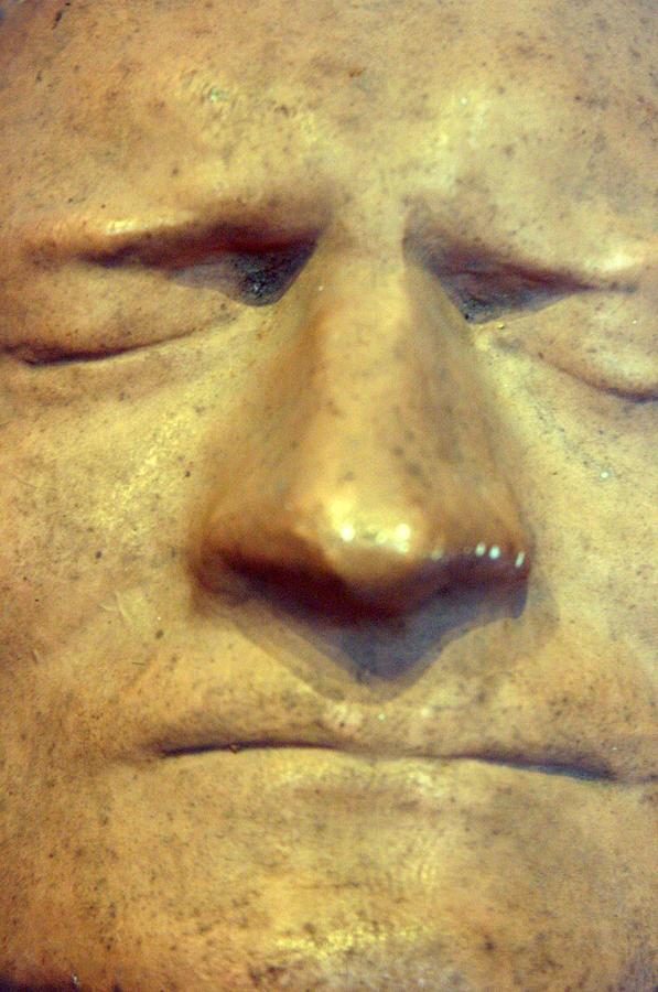 Death Mask 2 Photograph