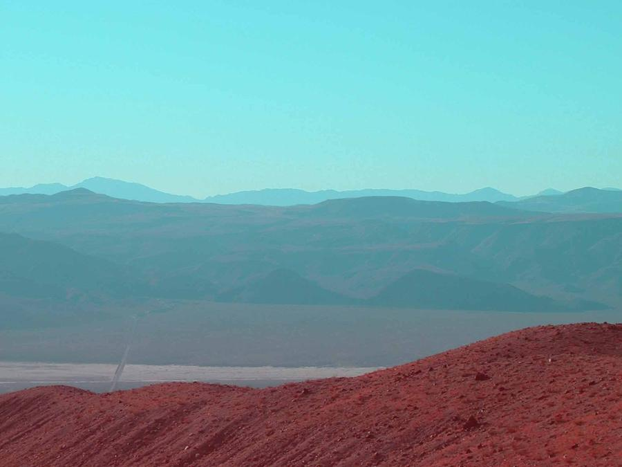 Nature Photograph - Death Valley View 2 by Naxart Studio