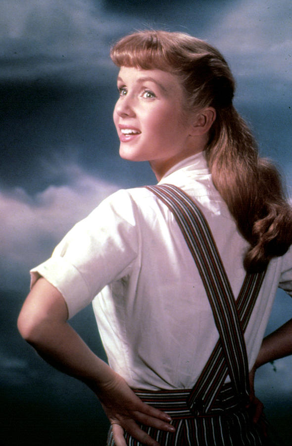 Debbie Reynolds In The 1950s Photograph