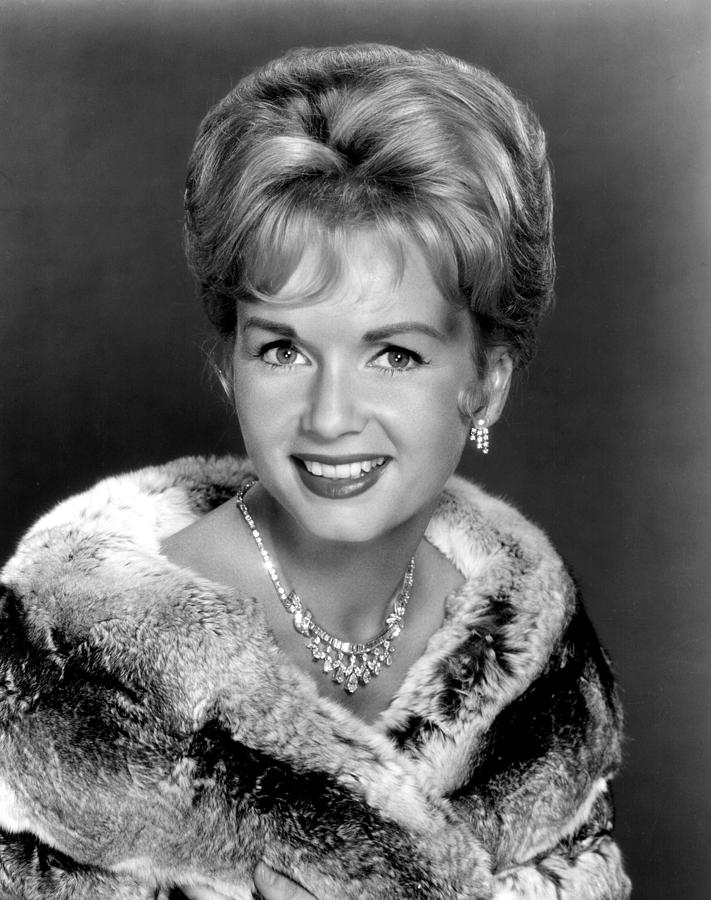 Debbie Reynolds In The 1960s Photograph