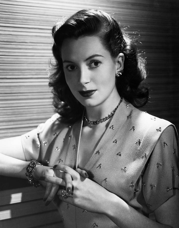 Deborah Kerr, 1950 Photograph