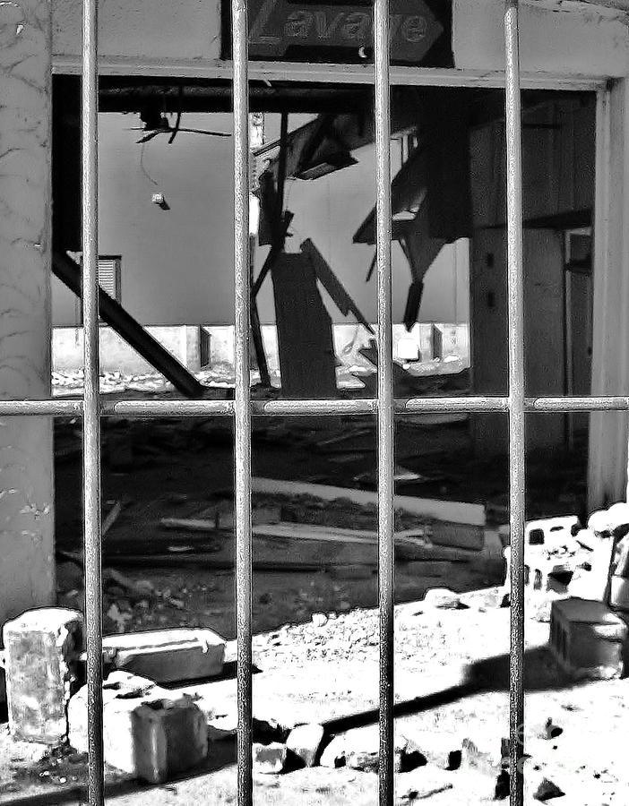 Decon Lasalle Blvd Photograph
