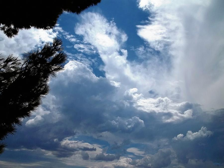 Skyscape Photograph - Deep Skies by Glenn McCarthy Art and Photography