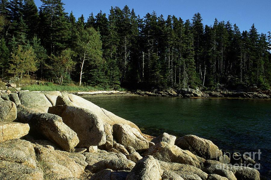 Deer Isle Photograph - Deer Isle Maine by Thomas R Fletcher