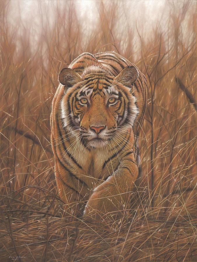 Deerstalker Painting