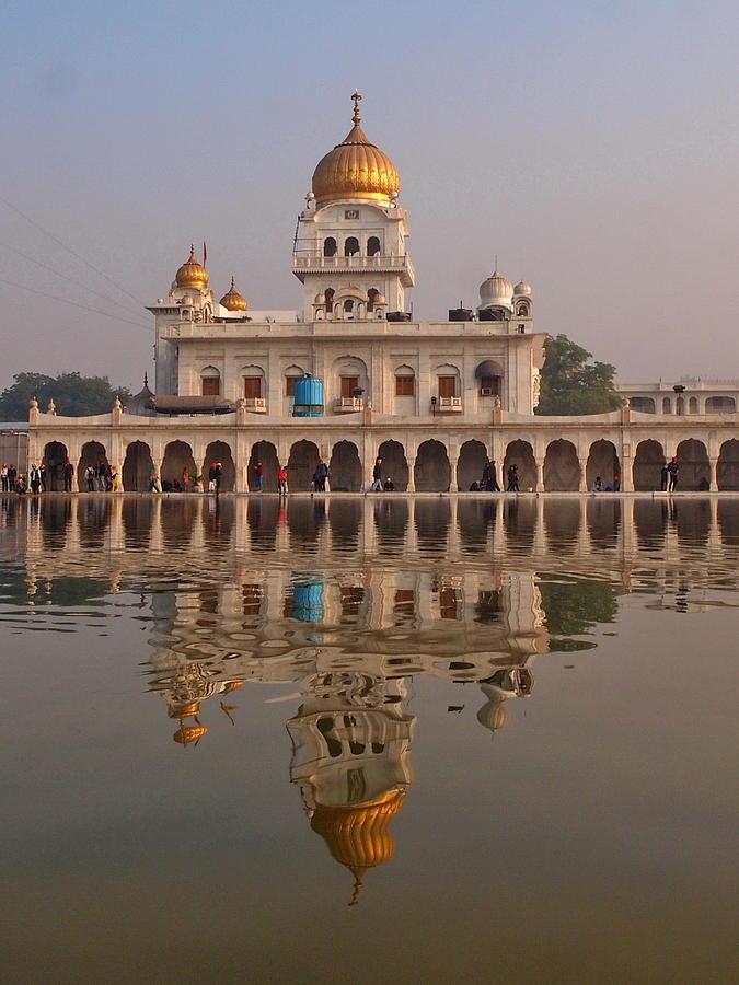 Vertical Photograph - Delhi by Stefan Hajdu