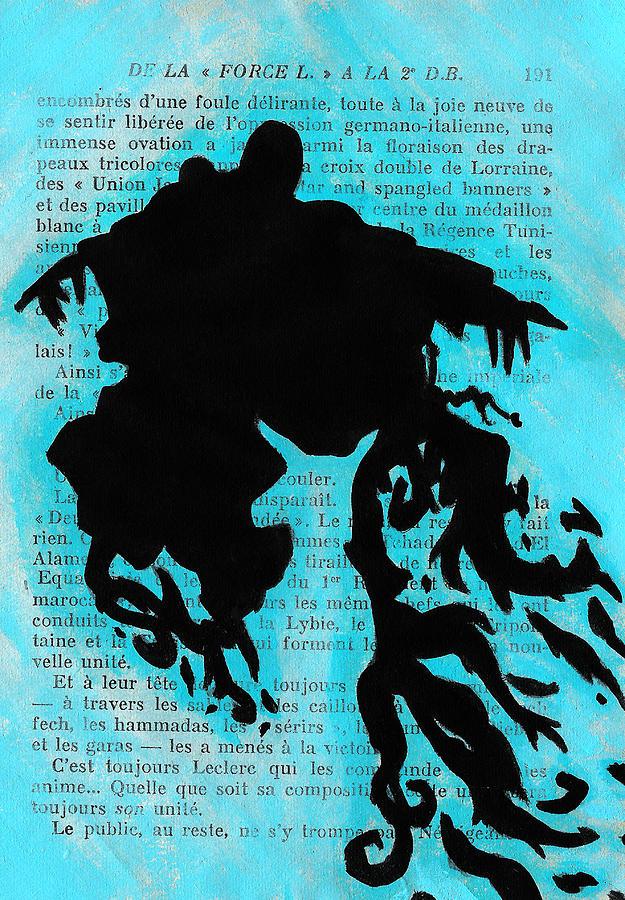 Dementor Doe Painting