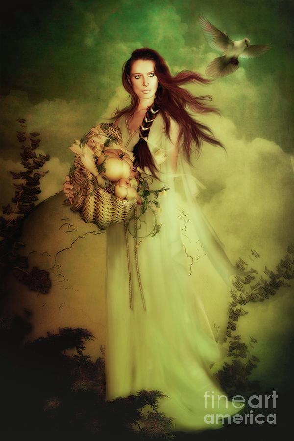 essay on aphrodite greek goddess