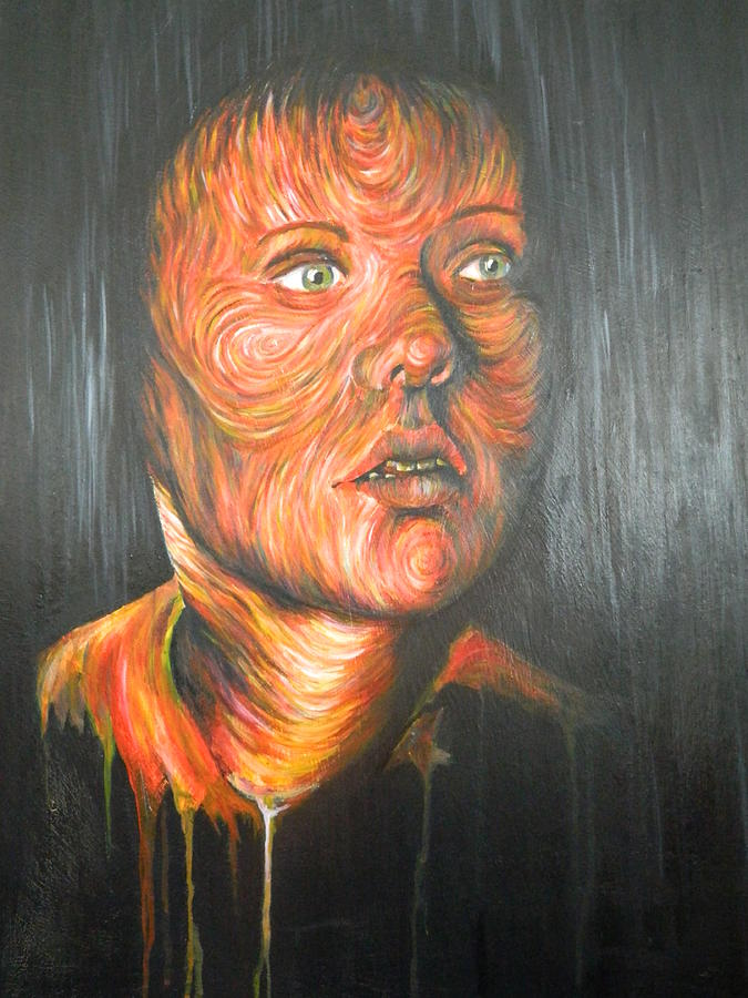 Demise Painting