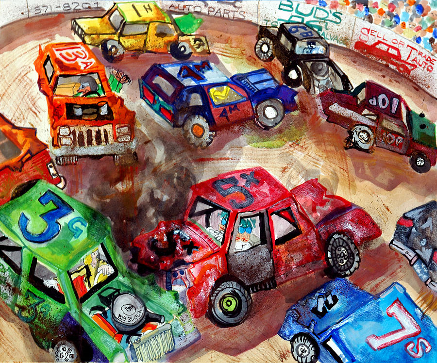 Demo Derby One Painting