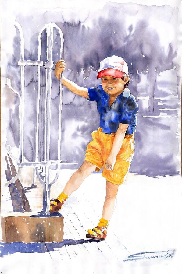 Denis 02 Painting