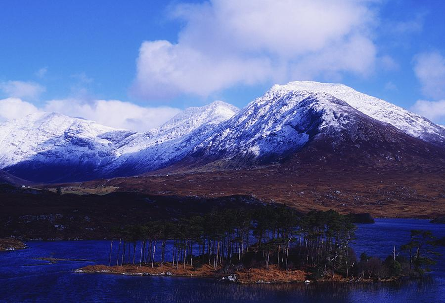 Derryclare Lough, Twelve Bens Photograph