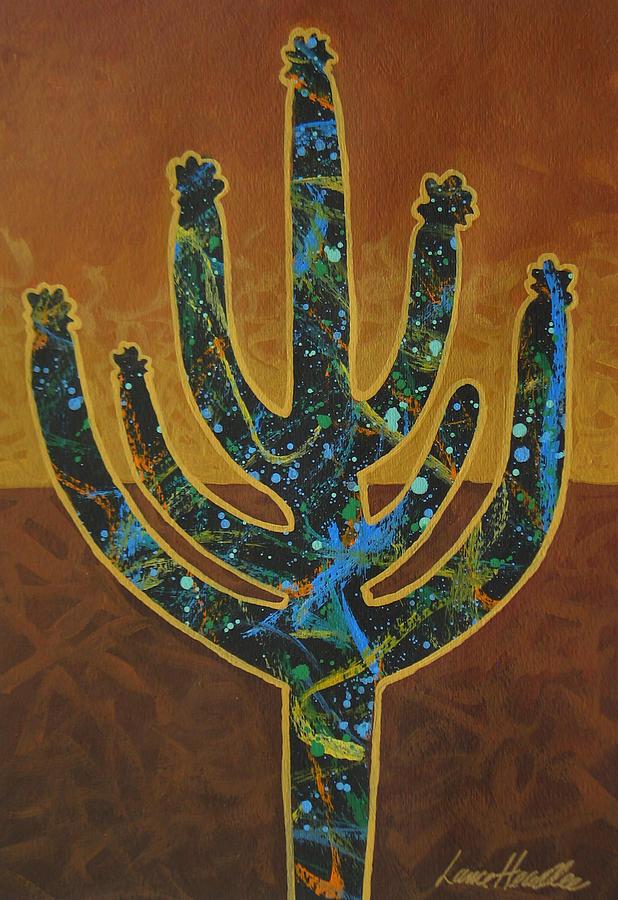 Desert Brown Painting