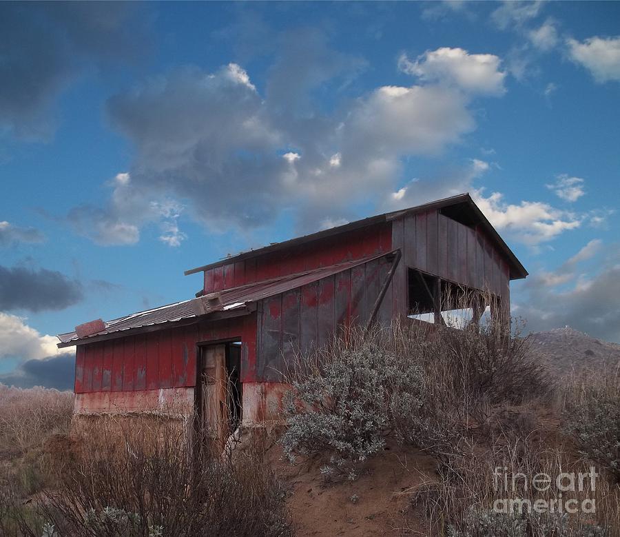 Desert Hideaway Photograph