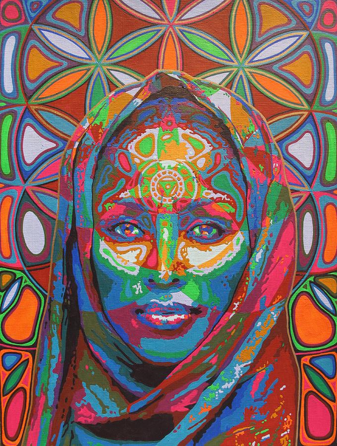 Desert Rose - 2012 Painting