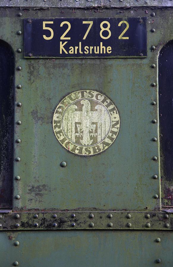 Deutsche Reichsbahn Photograph