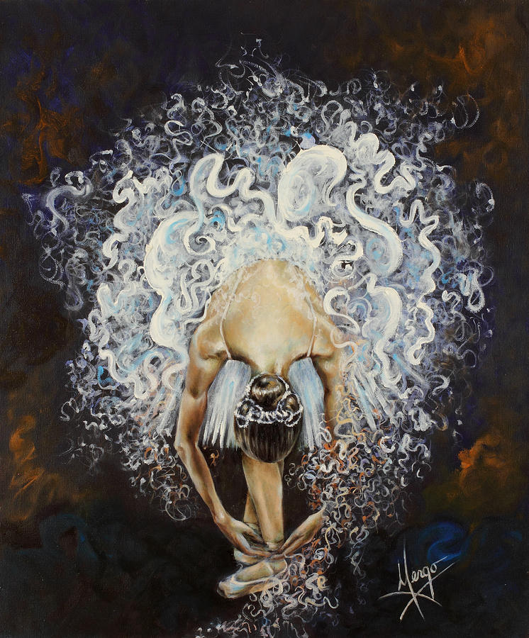 Devotion Painting  - Devotion Fine Art Print