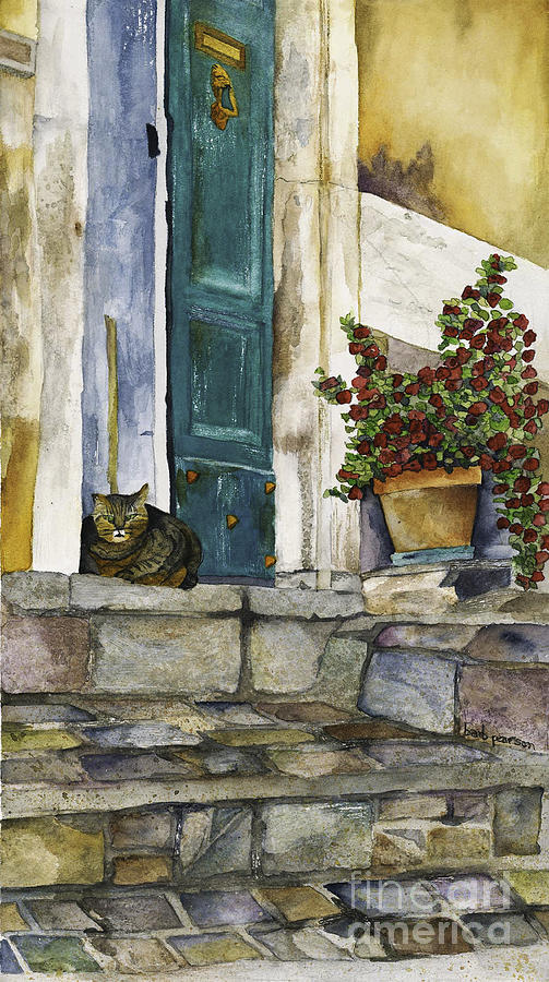 Di Gatto Painting