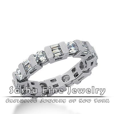 Diamond Eternity Wedding Band Jewelry