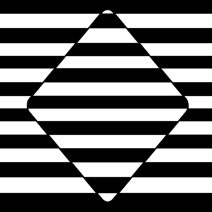 Diamond Optical Illusion For Blackjack Strategy Digital ...