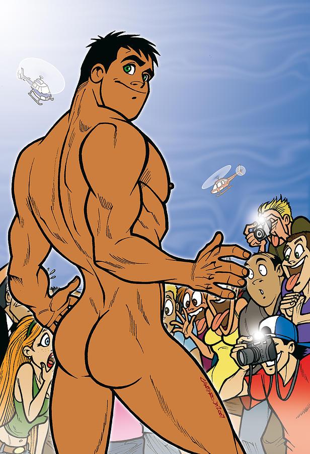 Gay Dick Comcs 52