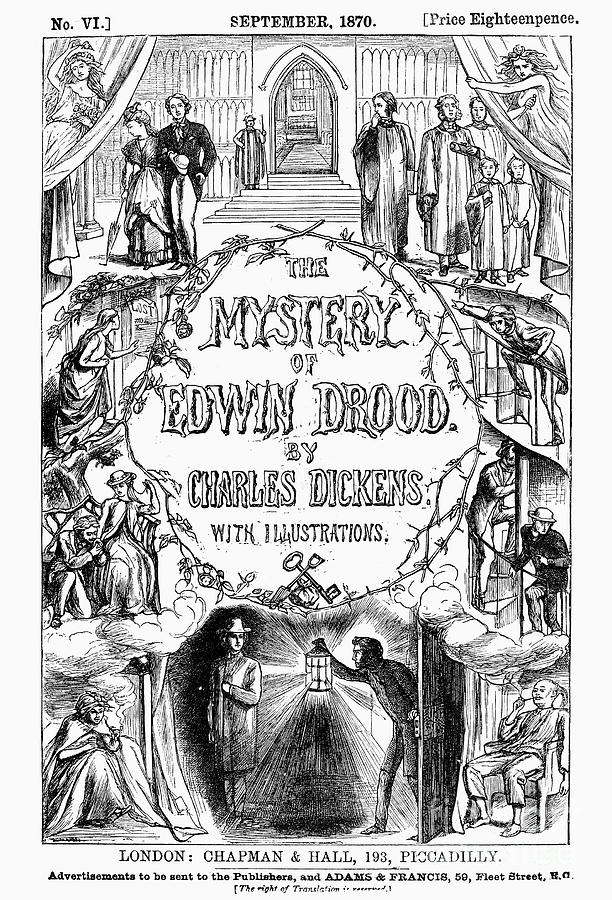 Dickens: Edwin Drood Photograph