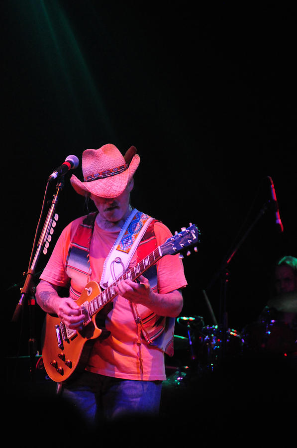 Dickie Betts Photograph