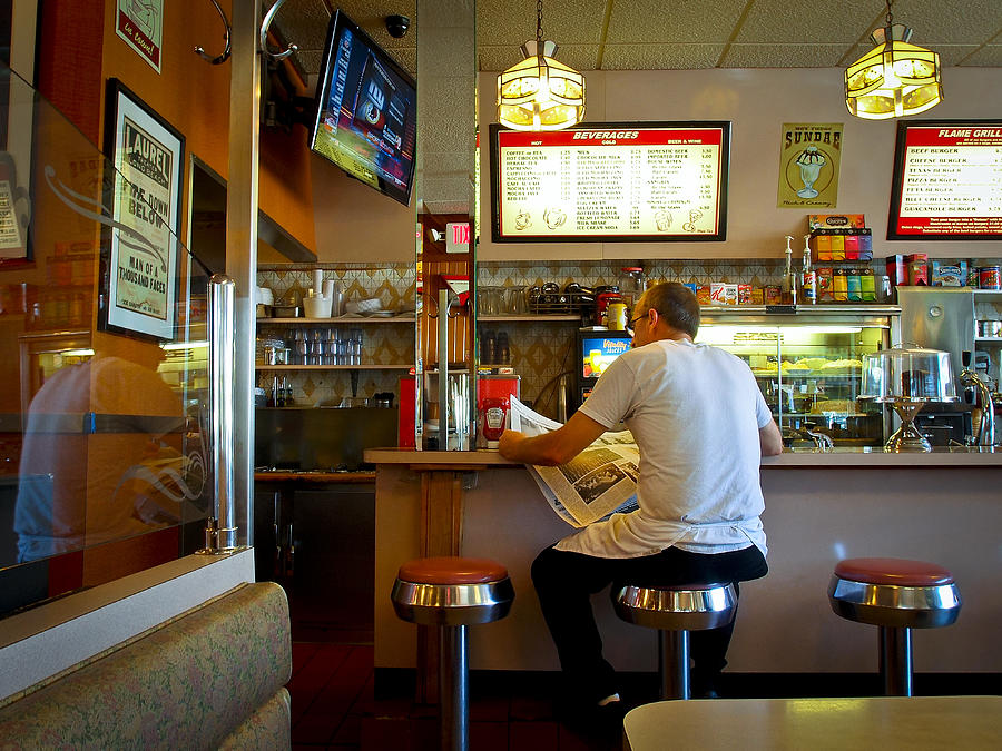 Diner Photograph
