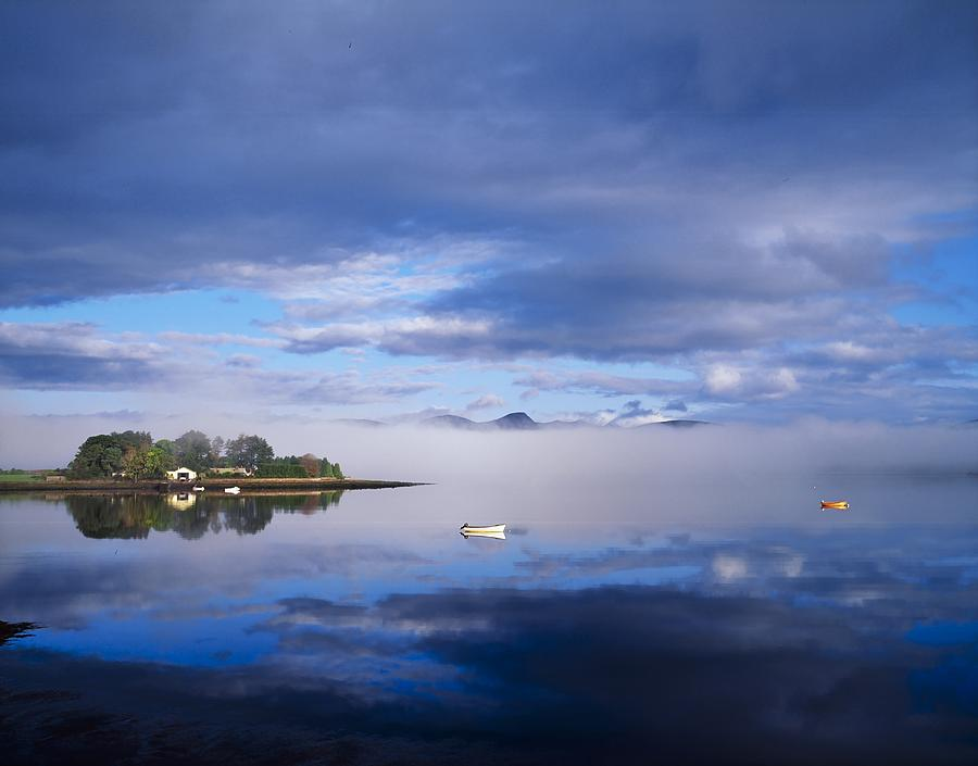 Dinish Island, Kenmare Bay, County Photograph  - Dinish Island, Kenmare Bay, County Fine Art Print