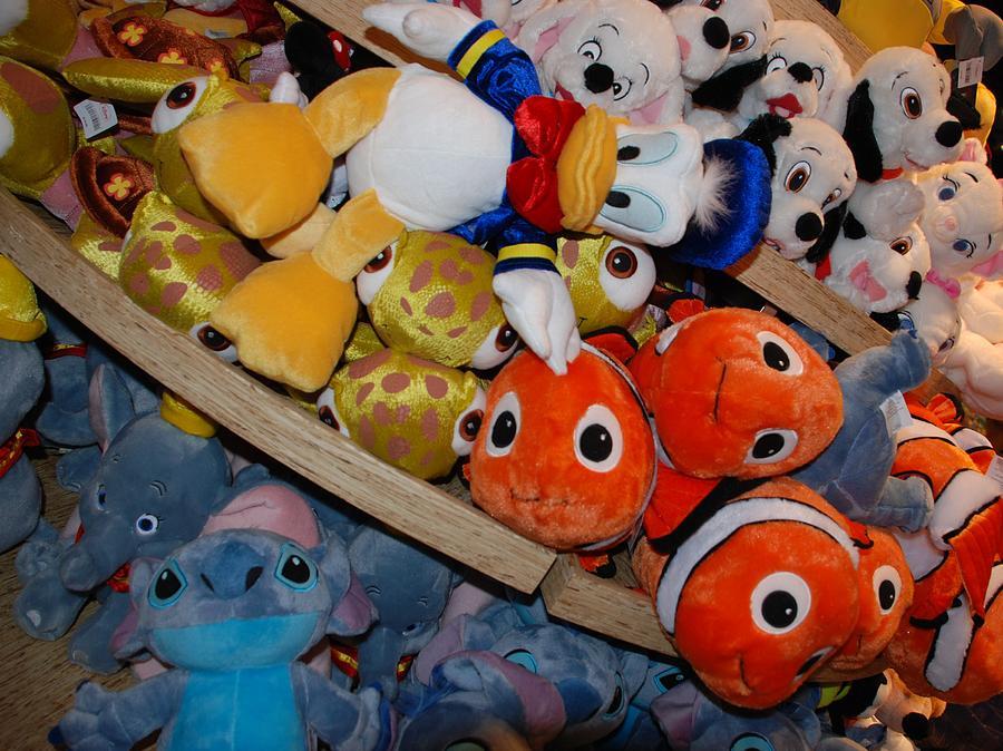 Disney Animals Photograph