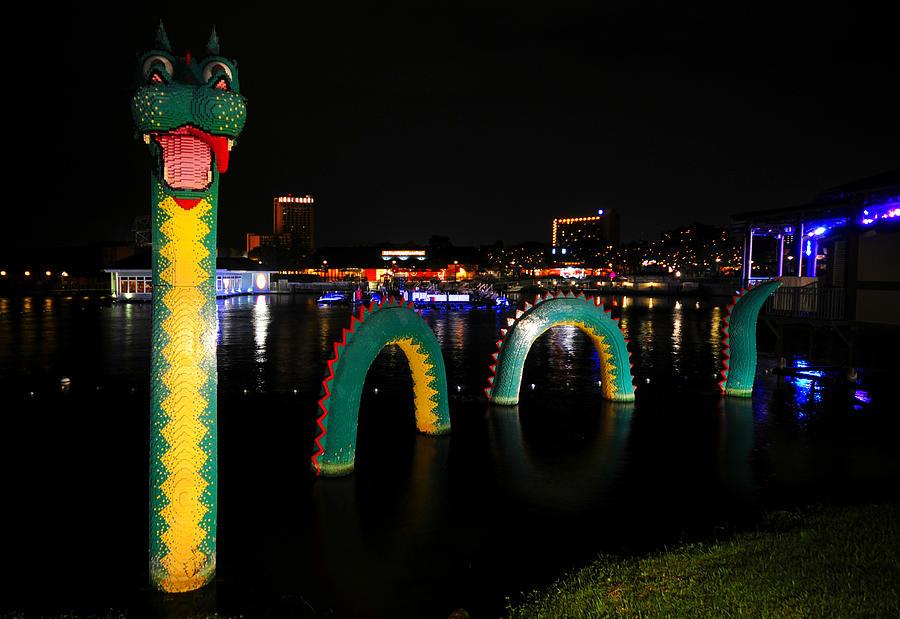 Disney Dragon Photograph