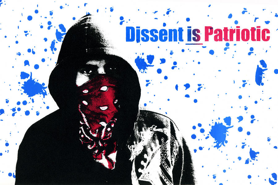 Dissent Is Patriotic Photograph