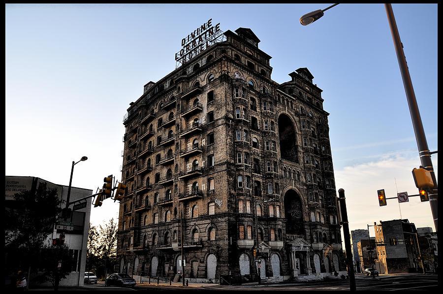 Divine Lorraine Hotel Photograph