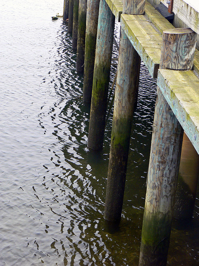 Dock Of The Bay  Photograph  - Dock Of The Bay  Fine Art Print