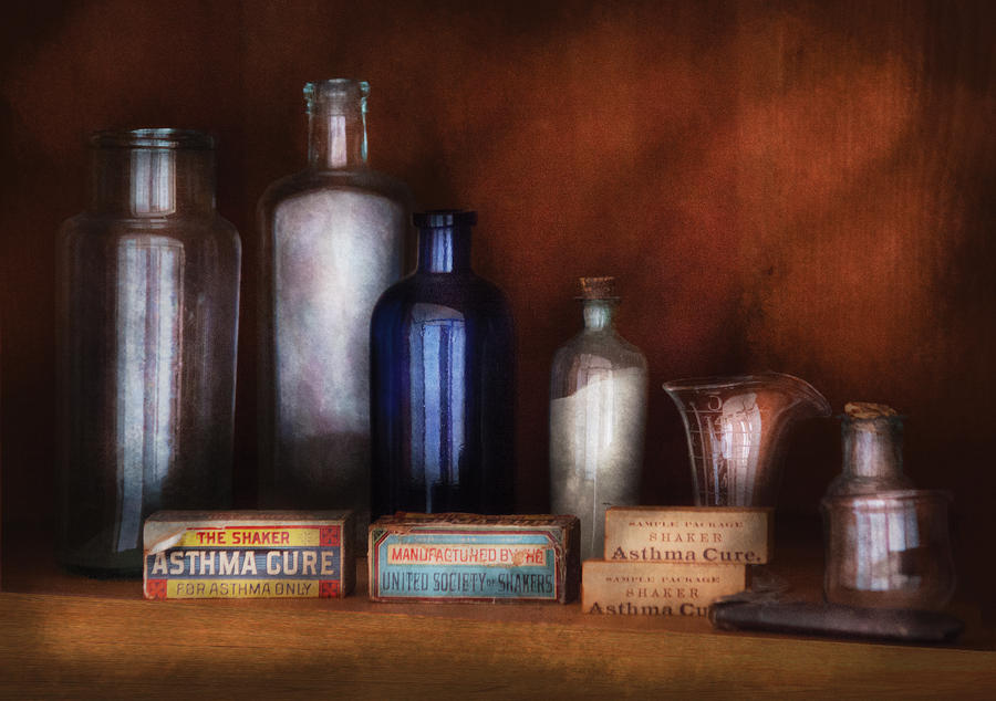 Doctor - Asthma Cures Photograph