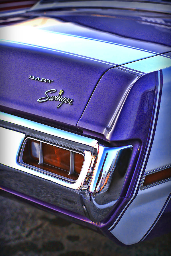 Dodge Dart Swinger Photograph
