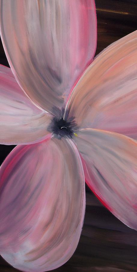 Dogwood Bloom Painting  - Dogwood Bloom Fine Art Print