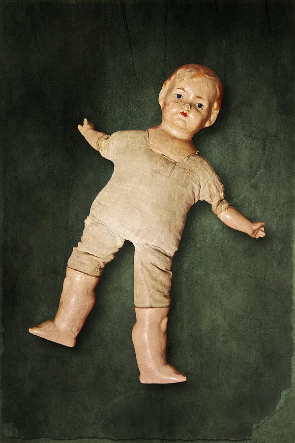 Doll Photograph - Doll by Joana Kruse