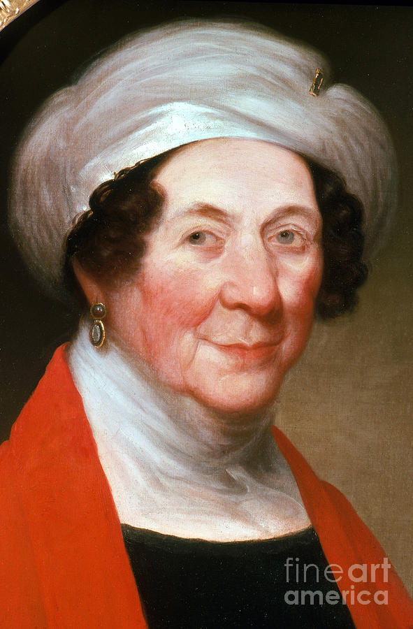 Dolley Madison Photograph  - Dolley Madison Fine Art Print