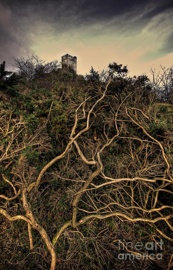 Dolwyddelan Castle Photograph