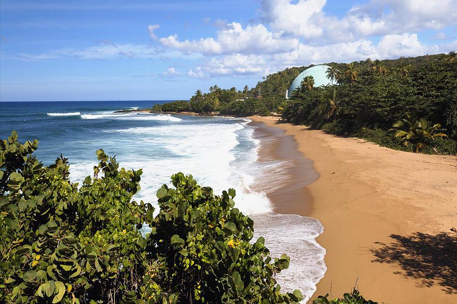 Domes Beach Rincon Puerto Rico Photograph