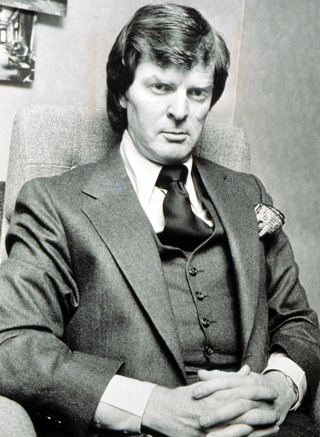 Don Imus, Radio Personality, 1970s Photograph  - Don Imus, Radio Personality, 1970s Fine Art Print