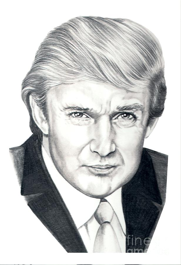 Donald trump by murphy elliott
