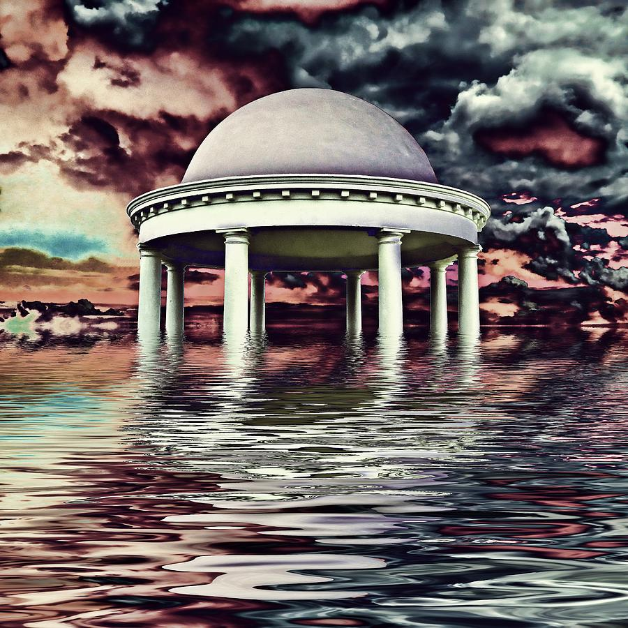 Doomsday Photograph  - Doomsday Fine Art Print