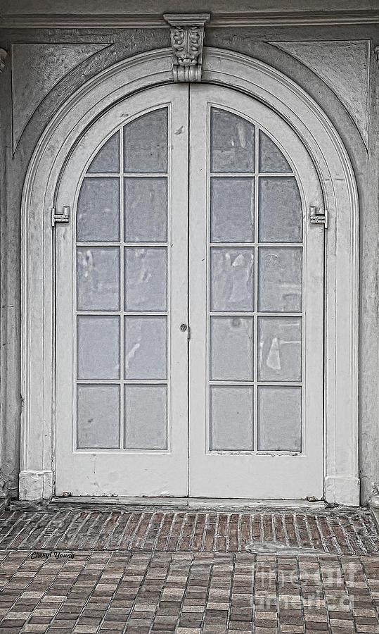 Door 20 Photograph