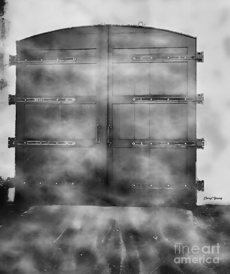 Door 3 Photograph
