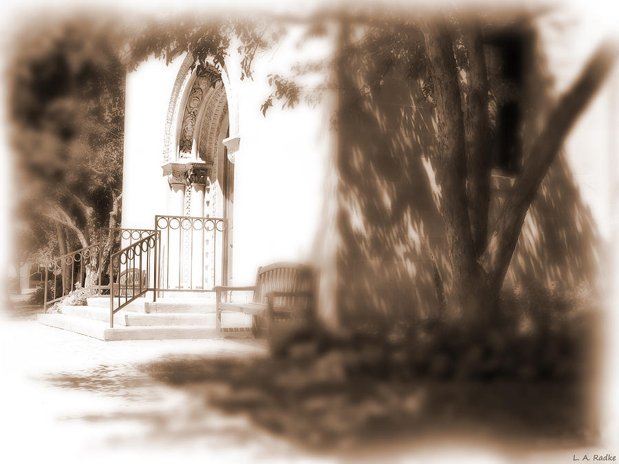 Door To Yesterday Photograph  - Door To Yesterday Fine Art Print