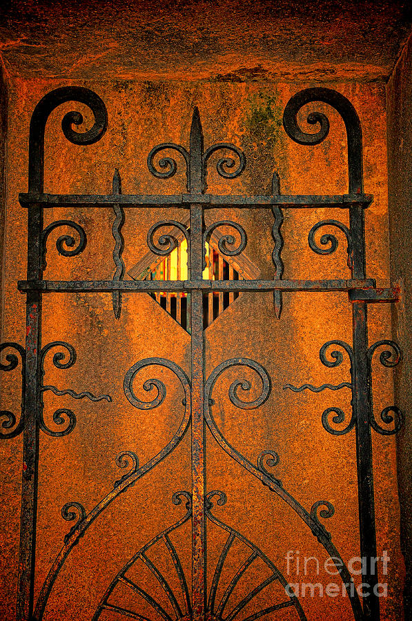 Doorway To Death Photograph  - Doorway To Death Fine Art Print
